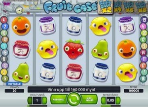 det finns bonusar på fruit case